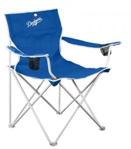 dodgers chair